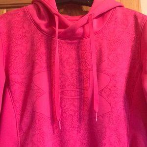Under Armour Pink Hoodie